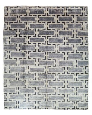 """Gabbeh Collection Oriental Area Rug, 7'10"""" x 9'10"""" 