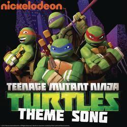 Teenage Ninja Turtle Song
