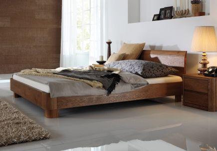 Bett Varedero Eiche Massiv Bett Pinterest Bett und Eiche