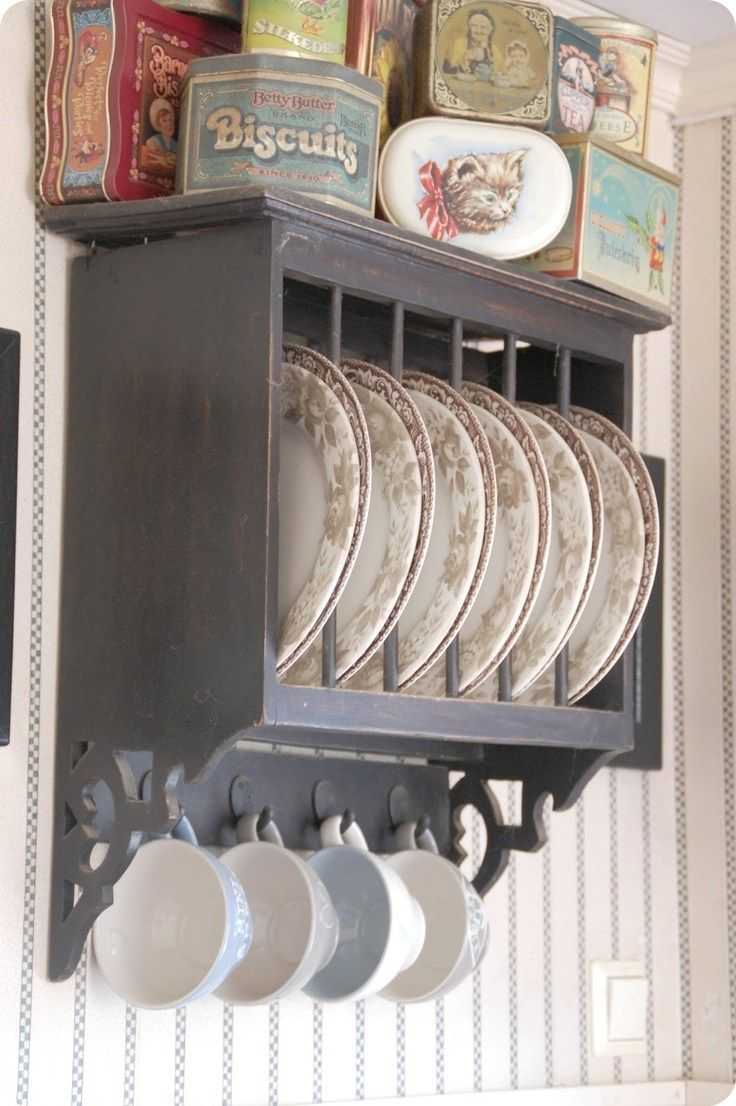 15 Must See Plate Racks Pins Butler Pantry Fiesta Ware In Plate Rack Cabinet 15 Best Plate Rack Cabinet Plans Plates On Wall Plate Racks Vintage Kitchen