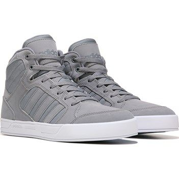 huge discount 7aa70 95f45 adidas Mens Neo Raleigh High Top Sneaker at Famous Footwear