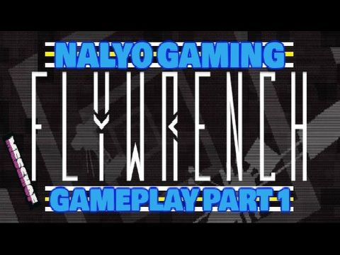 FLYWRENCH By MESSHOF, PS4 Gameplay One (Tutorial & Planet 1) NEW Out Tod...