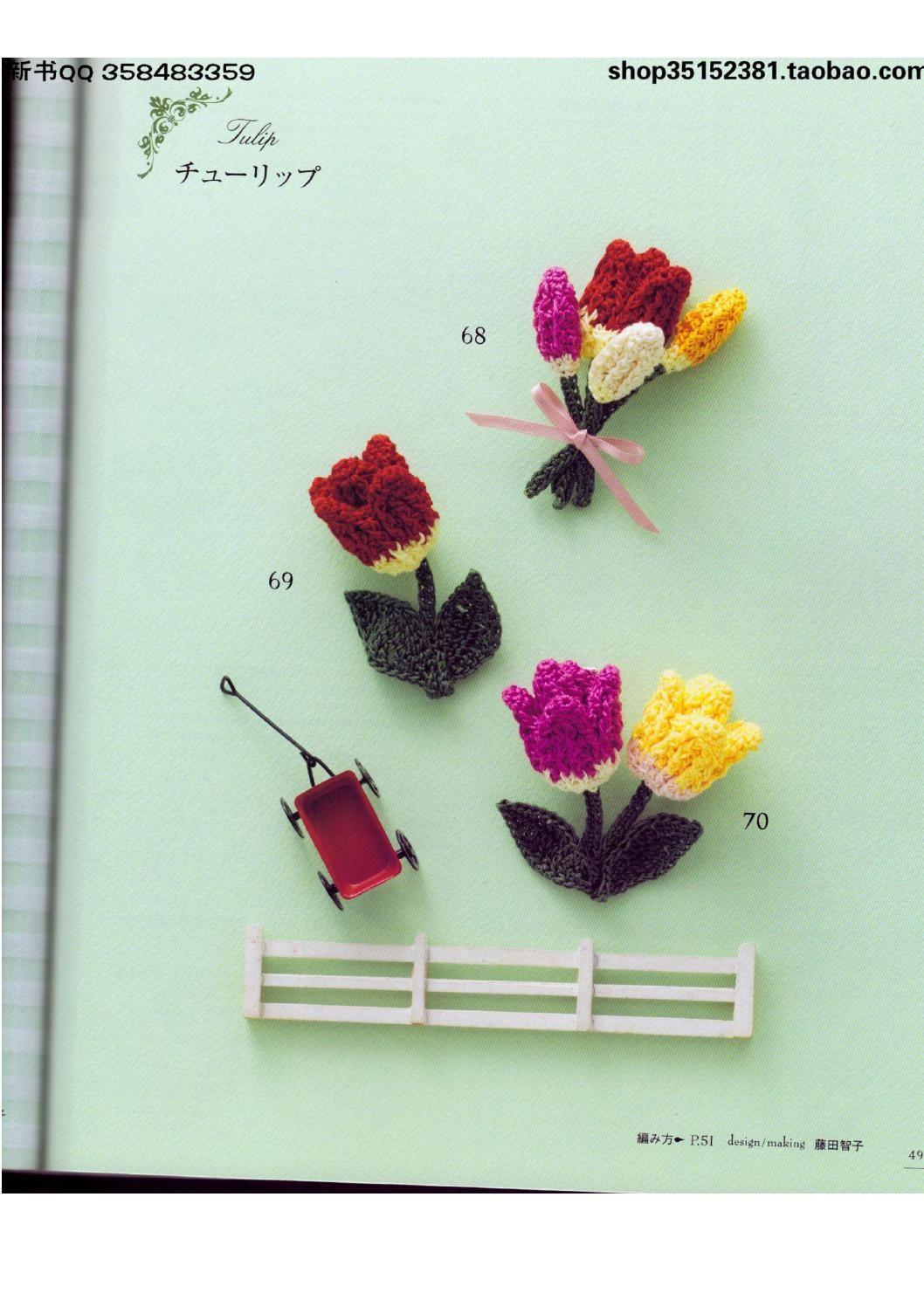 PATRONES GRATIS DE CROCHET: Patrón gratis a crochet de unas ...