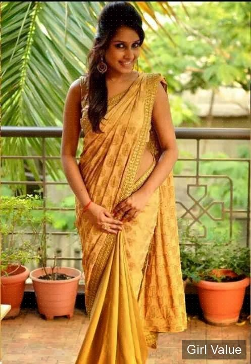 Indian female golden shower