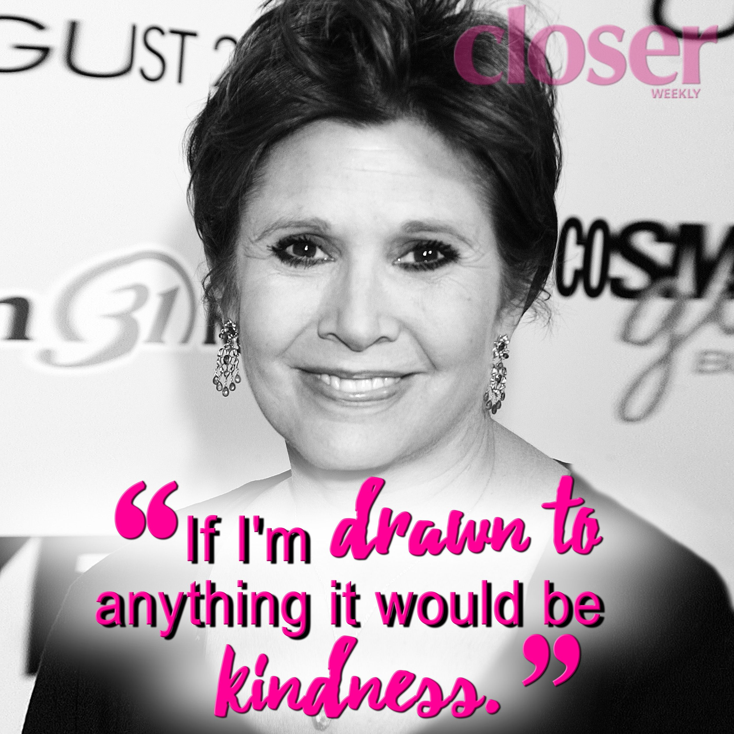 Image result for carrie fisher quotes images funny
