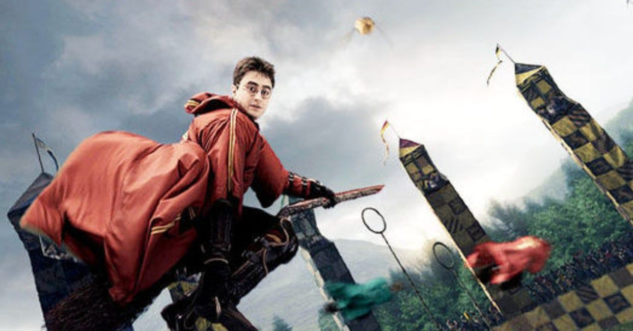 We Hope You Have Your Broom Ready Because We're Going To Reveal Which Quidditch Position You'd Play
