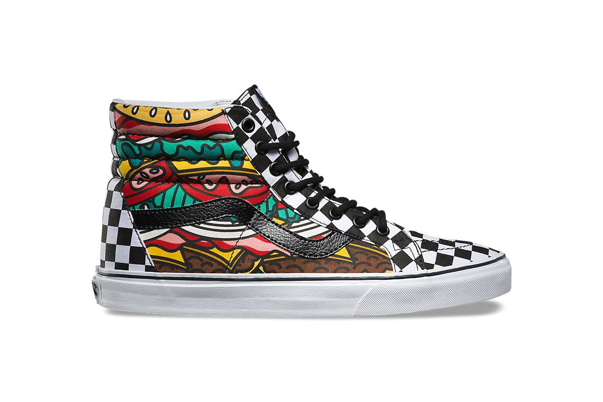1593e2c147 Vans Pays Tribute to Fast Food With