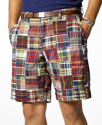 Men's Madras Print Shorts | Preppy Men | Pinterest | Preppy men ...