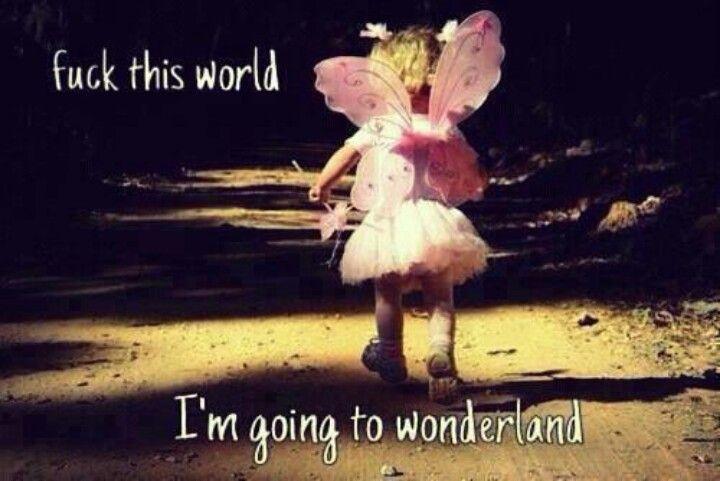 Going to Wonderland