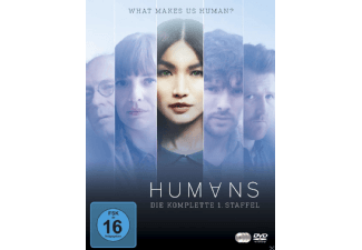 Humans - Staffel 1 - (DVD)
