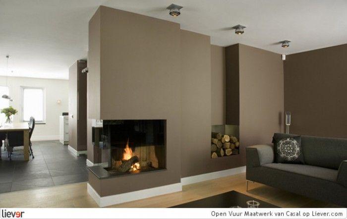 Woonkamer kleuren voor de muur inspiratie het beste interieur - Keuken muur kleur idee ...