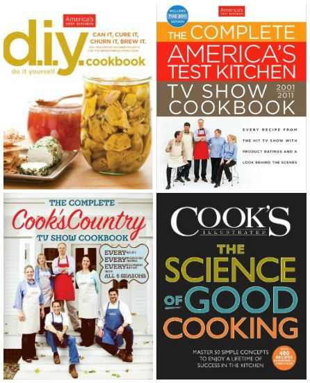 giveaway america s test kitchen cookbooks online cooking school rh pinterest com america's test kitchen cookbook 2018 america's test kitchen cookbook 2016