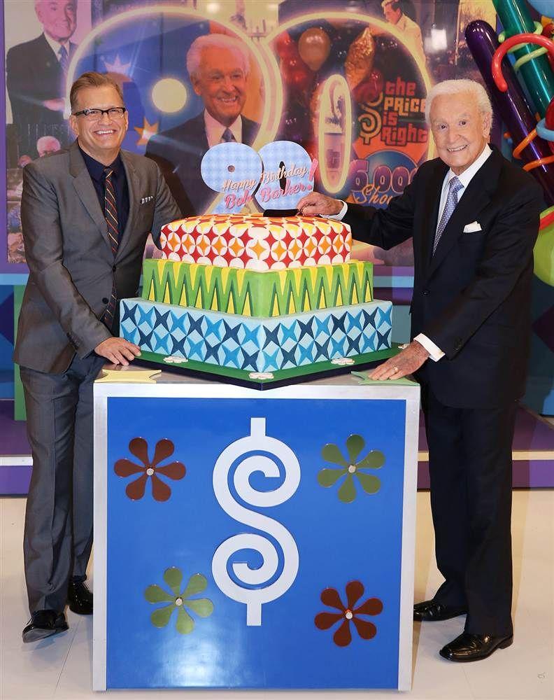 Bob Barker, Drew Carey! Happy 90th Birthday to Mr. Bob Barker! Watch the full episode on 12/12/13