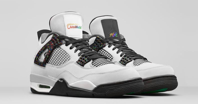 78a4abc1e51e The Concept Lab    Travis Scott x Air Jordan 4