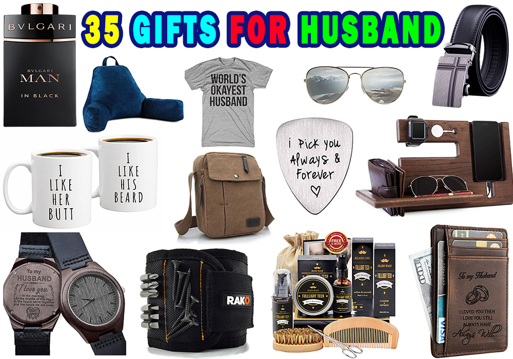 35 Best Gifts For Husband In 2020 Top Gift Ideas For Husbands Gifthem Best Gift For Husband Gifts For Husband Gifts For Hubby