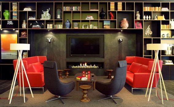 Trendy Hotel Accommodation London | citizenM Bankside –