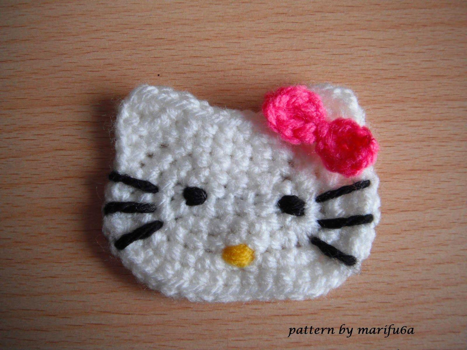 patrones de ganchillo y tutoriales en vídeo gratuito: cómo crochet ...