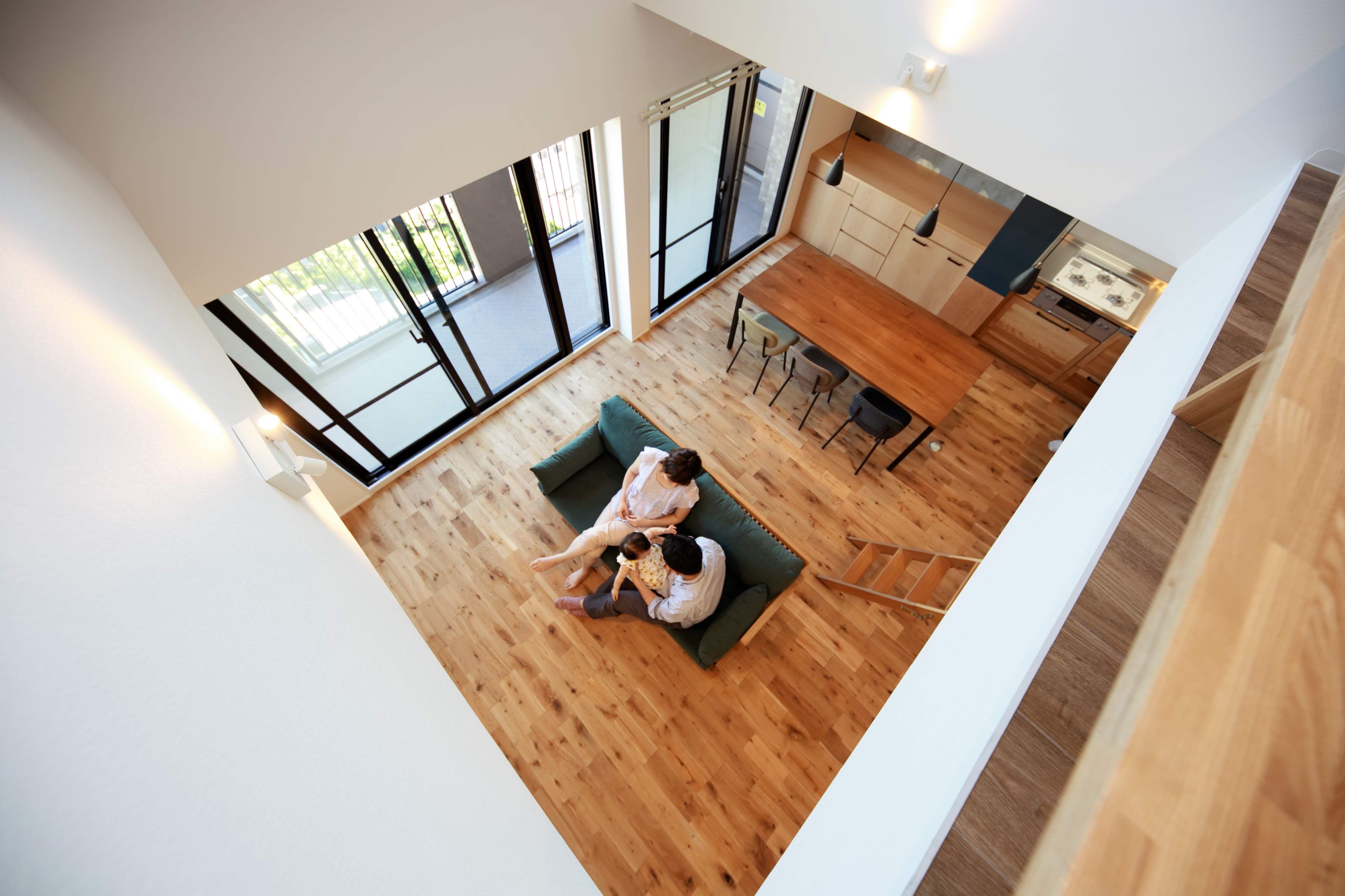 Natural Cute 無垢材 Diy塗装でオンリーワンな空間を マンション
