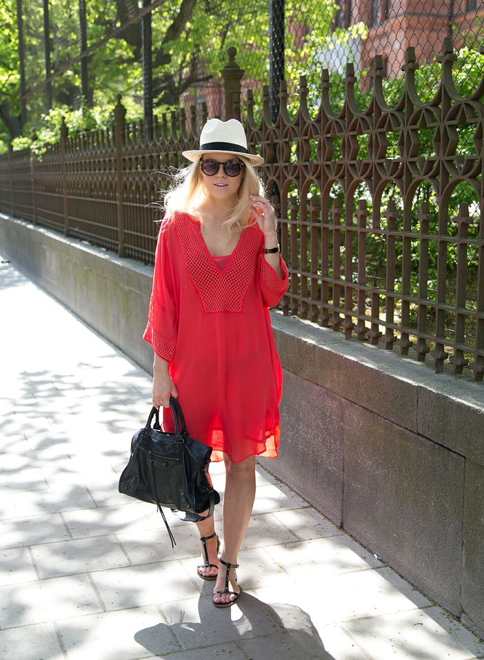 OUTFIT | LAZY SUMMER DAY : P.S. I love fashion by Linda Juhola