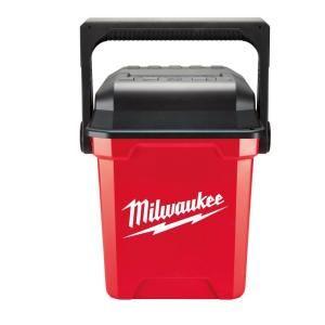1a0369384db Milwaukee 13 in. Jobsite Work Tool Box-MTB1400