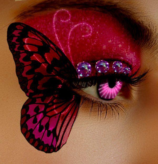 Pinkerfly by Rebellya on DeviantArt