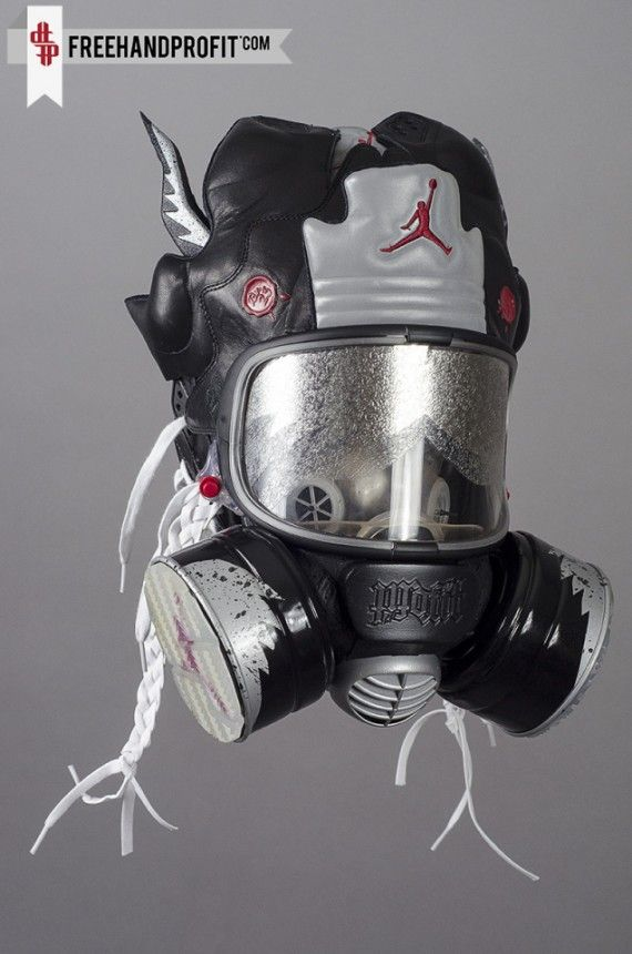 Air jordan v bin 23 gas mask by freehand profit cool stuff air jordan v bin 23 gas mask by freehand profit voltagebd Image collections