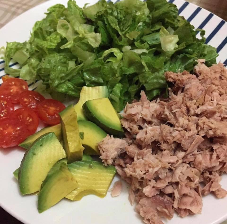 cenas saludables ricas