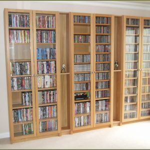Compact Disk Storage Cabinets
