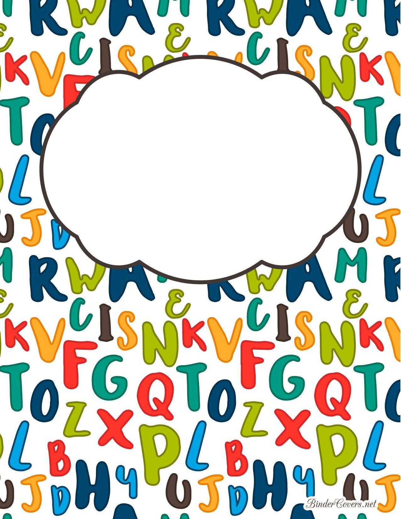 Portada letras. | Caratulas | Pinterest | Letras, Marcos y Etiquetas