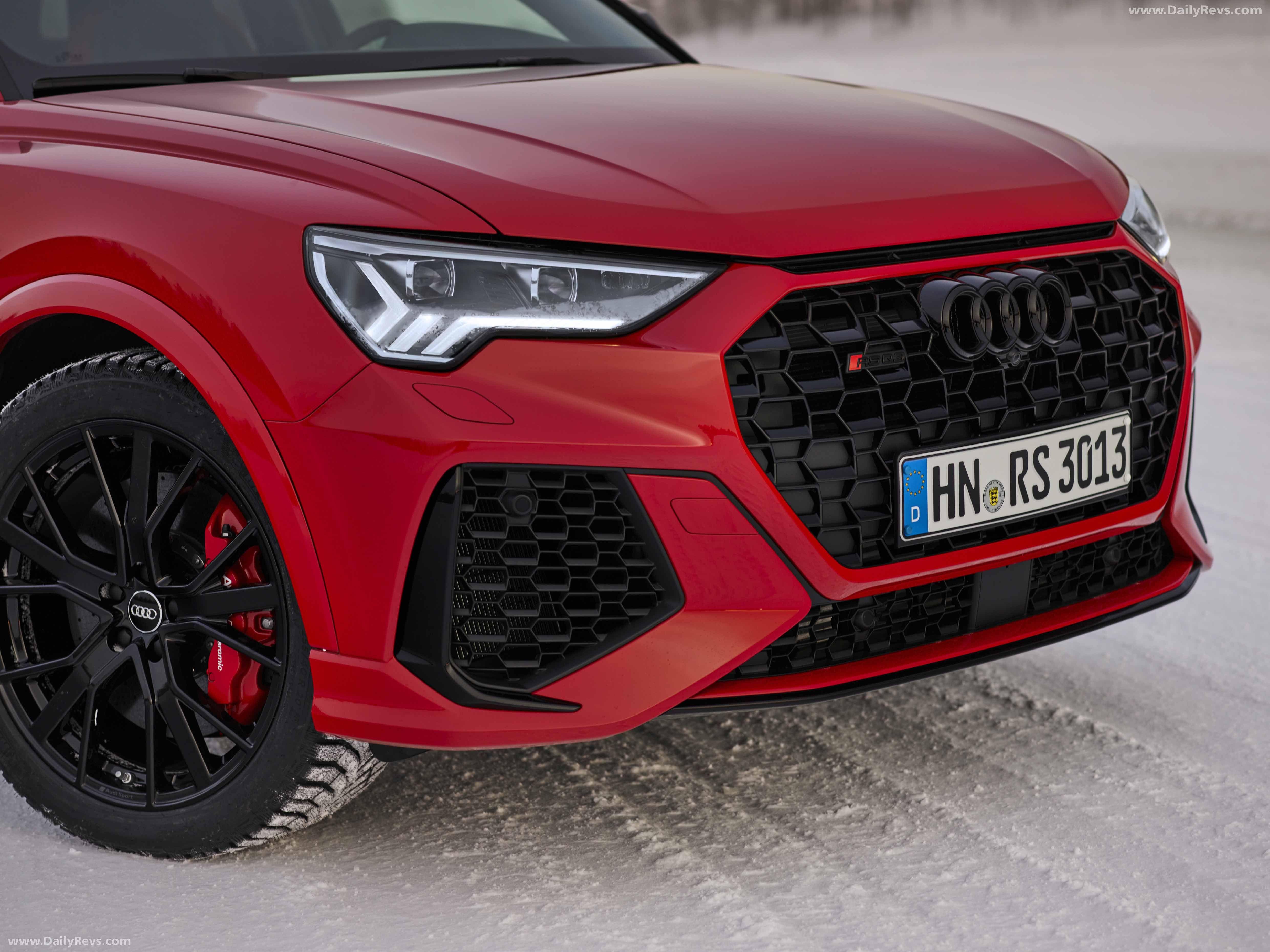 2020 Audi RS Q3 in 2020 Audi, Audi rs