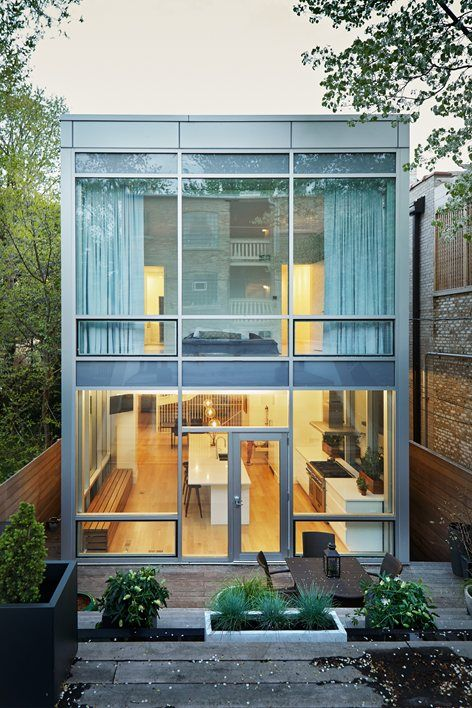 Webster House, Chicago, 2013 - Hufft Projects