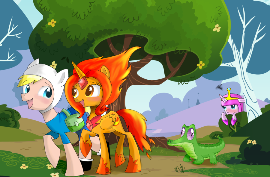 403 Forbidden My little pony friendship, Flame princess