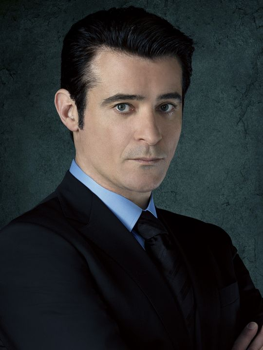 More Nicholae Schiller - Red Widow (Goran Visnjic) I  hate  the  series was  cancelled!