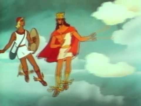 Мифы Древней Греции: Персей Мультик - мифология Древней ...