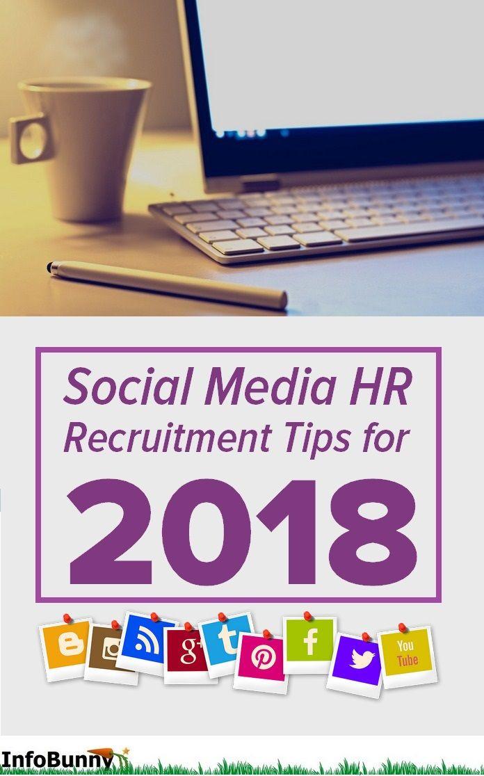 Social Media Hr Recruitment Tips For