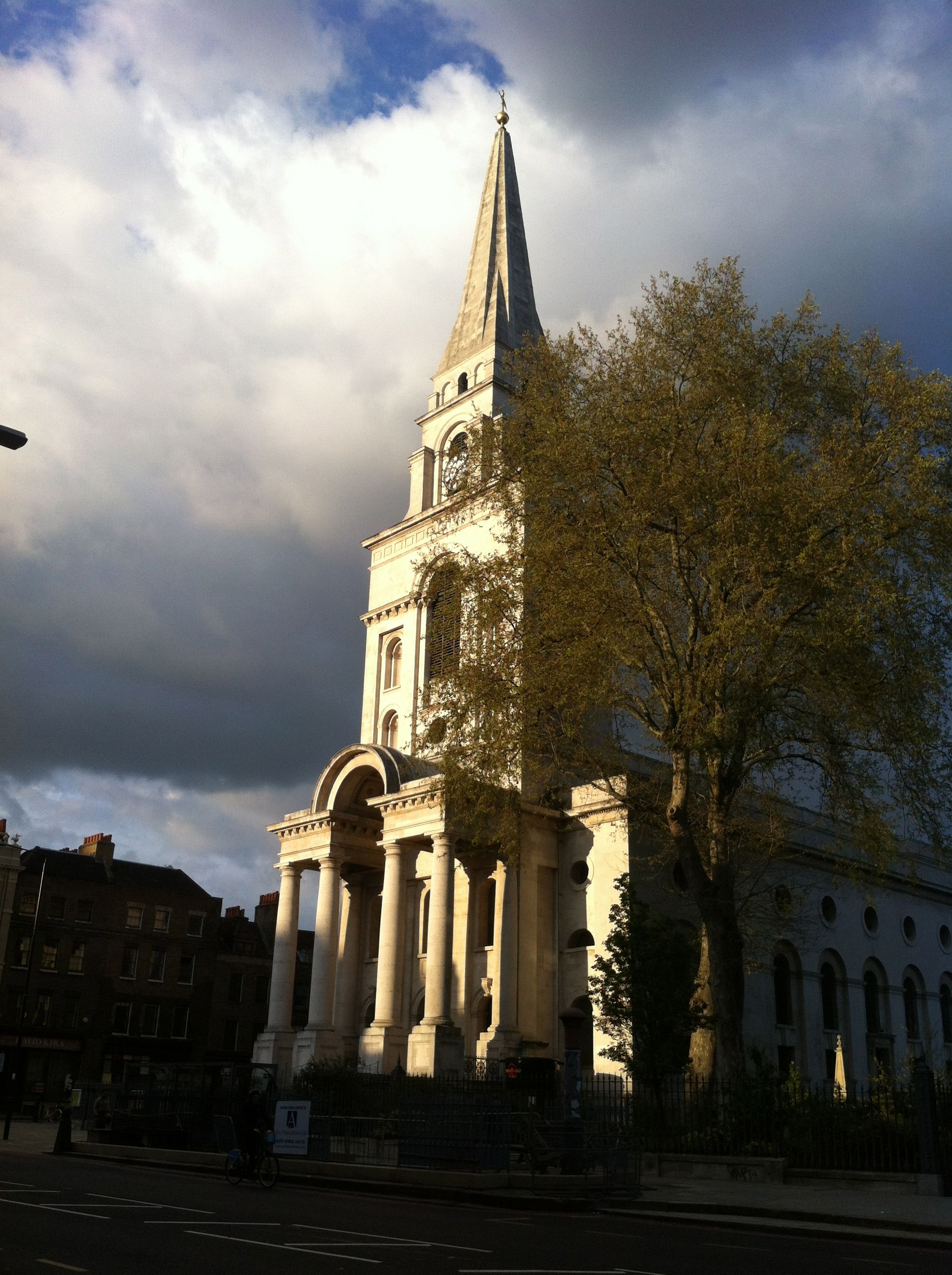 Spitalfields London: London, London Calling, Travel