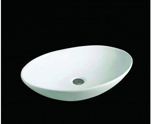 Kleine Waskom Toilet : Opbouw waskom ovaal bathrooms