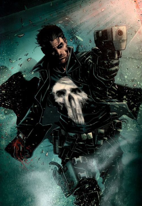 Frank Castle the Punisher!!!!