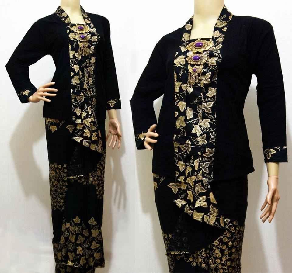 21 Model Baju Batik Kutu Baru Modern Untuk Wanita Trendy 2018