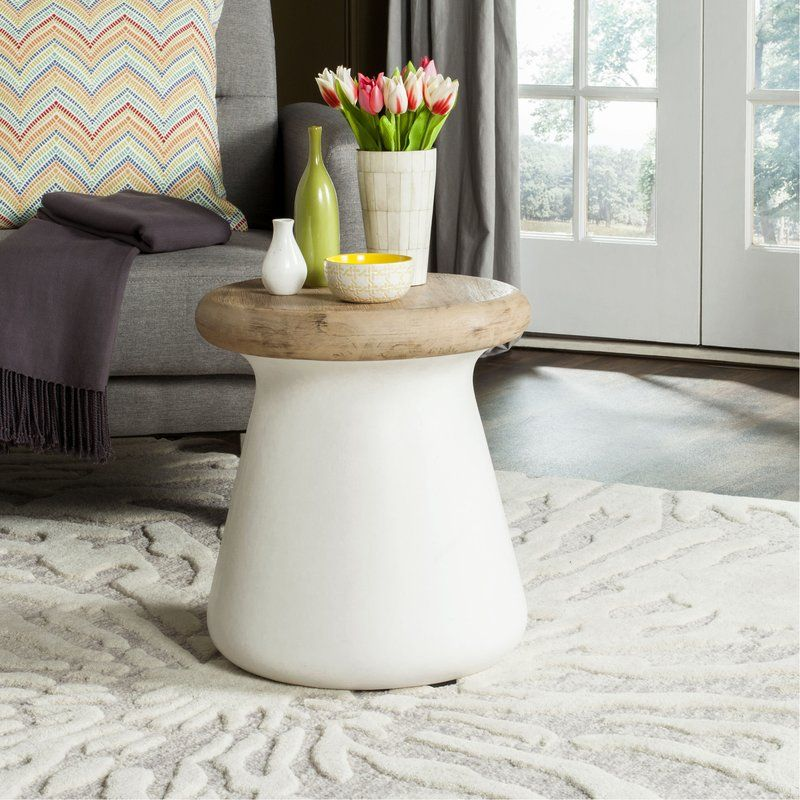 Delwood End Table In 2019 Table Furniture Table End Tables
