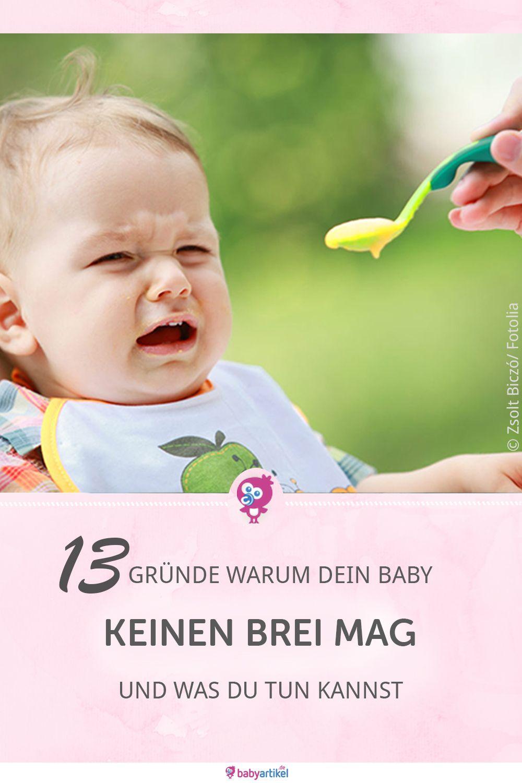 Baby Mag Keinen Milchbrei