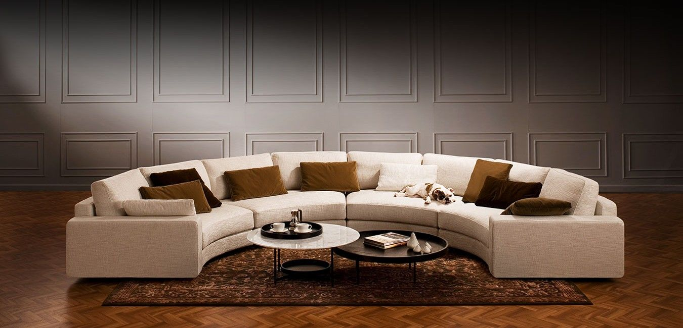 Semi Circle Curved Modular Sofa Australia Google Search