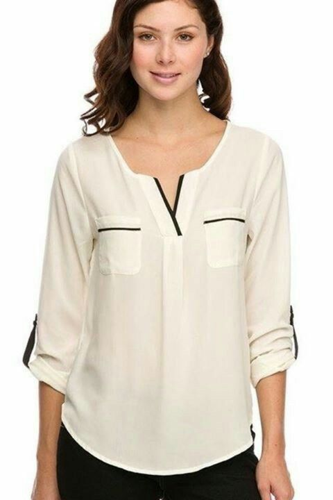 Pin de Mariela Zacarias em camisas | Pinterest | Blusas, Roupas ...
