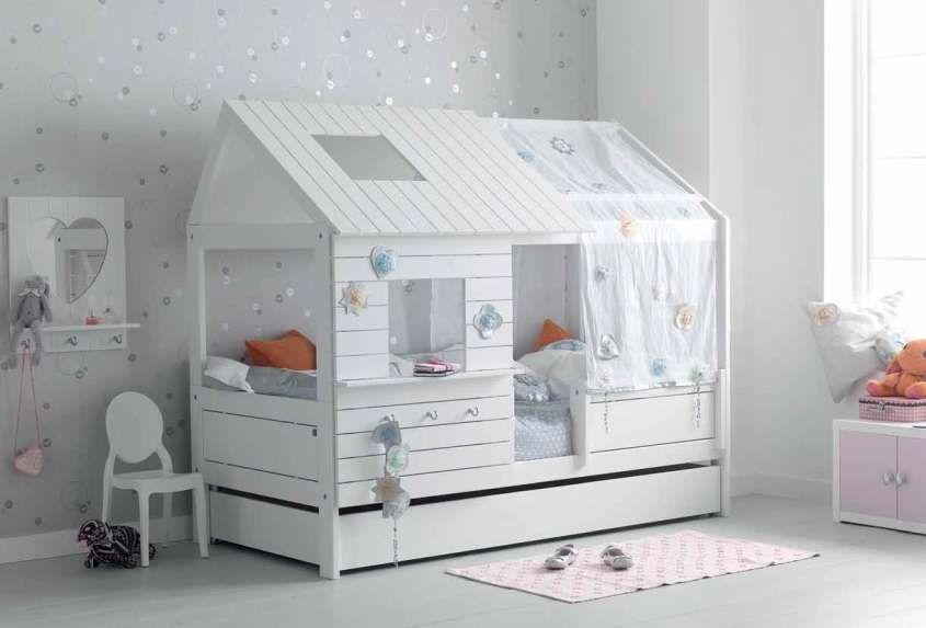 Letti A Castello Per Bambini : Letti a castello per bambini casetta a piani silversparkle