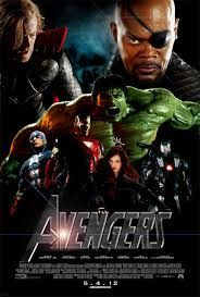 The Avengers, and all the other super hero movies. These are all must sees and are all very good.
