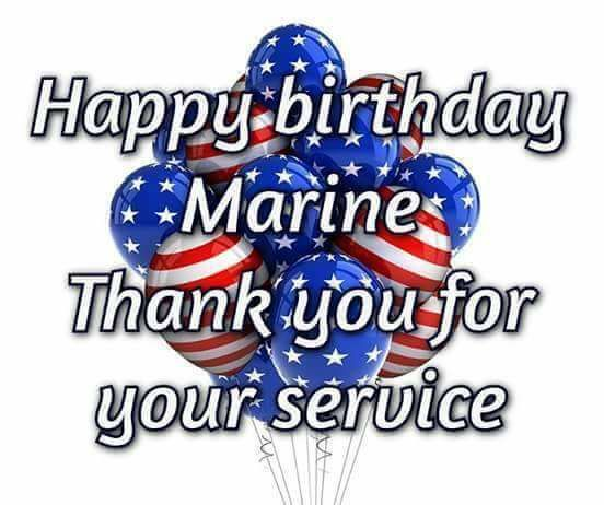 Happy Birthday Marine Corps Picture