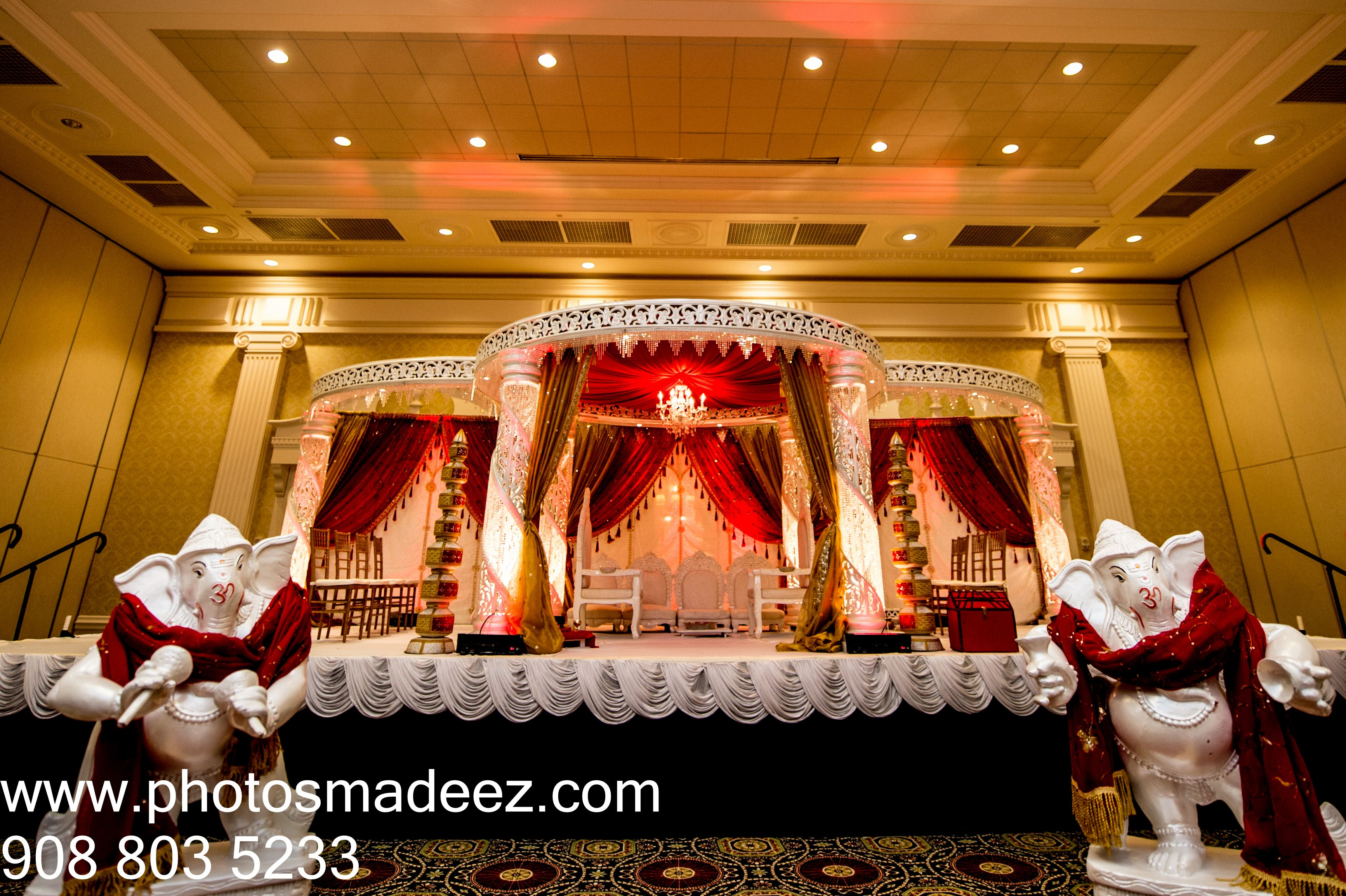 Wedding Decor Mandap For Ceremony For Indian Wedding Ceremony At