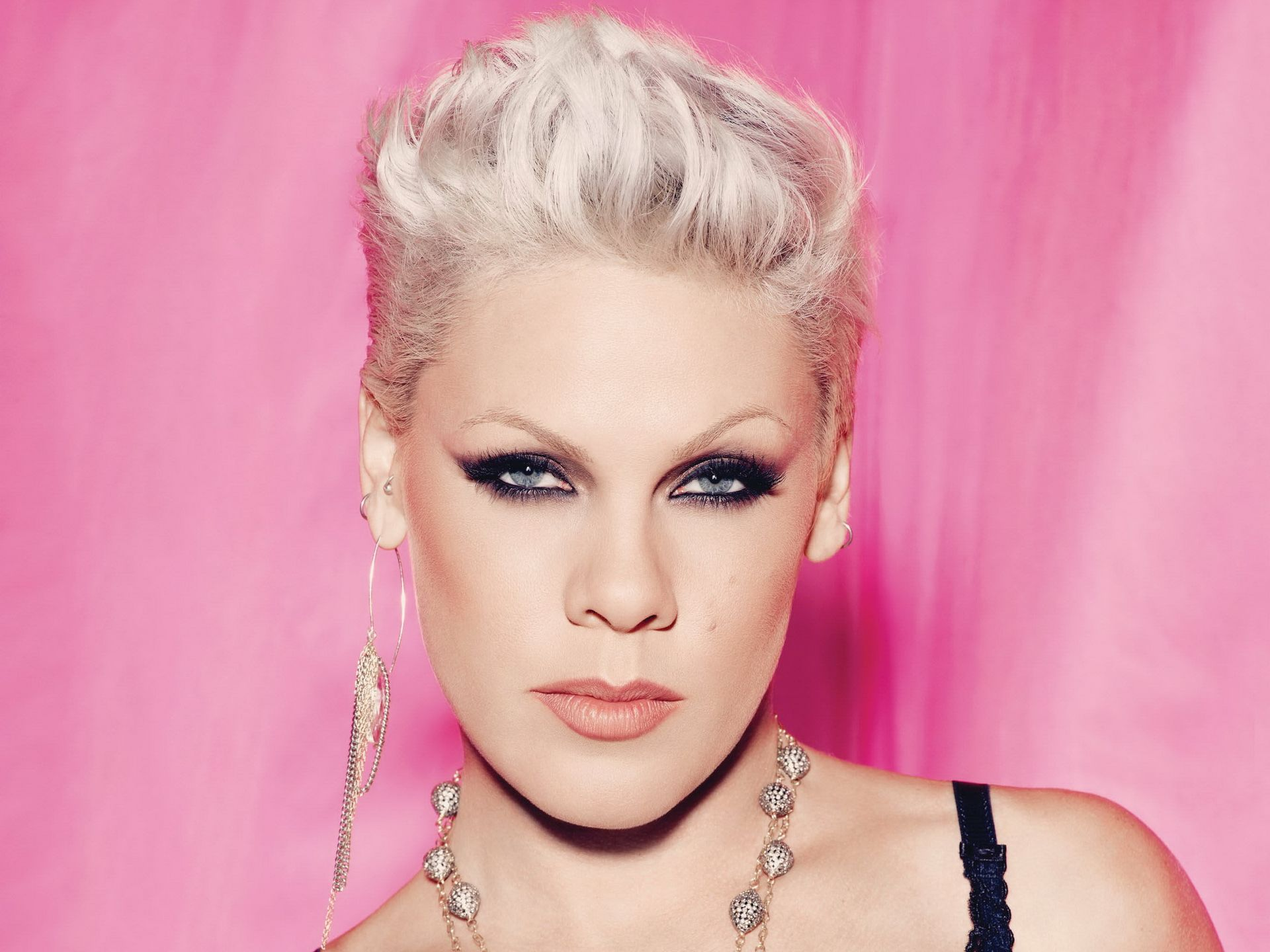 Pink Slams Weight Critics With Messages Of Body Positivity | The ...