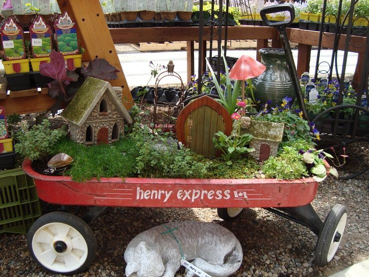 Merveilleux Creating A Miniature Garden (sometimes Called A Fairy Garden) Has Become  Very Popular Today. Included Are Many Ideas For Inspiration In Creating  Your Own.