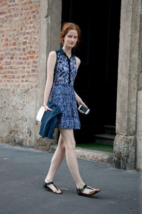 Photos: Street Style from Milan Fashion Week Spring/Summer 2014 | Vanity Fair